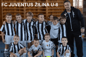 Read more about the article Juventus Žilina U-8